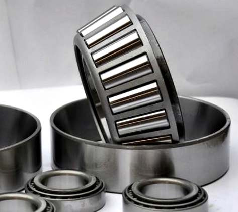 Combined design of rolling bearing